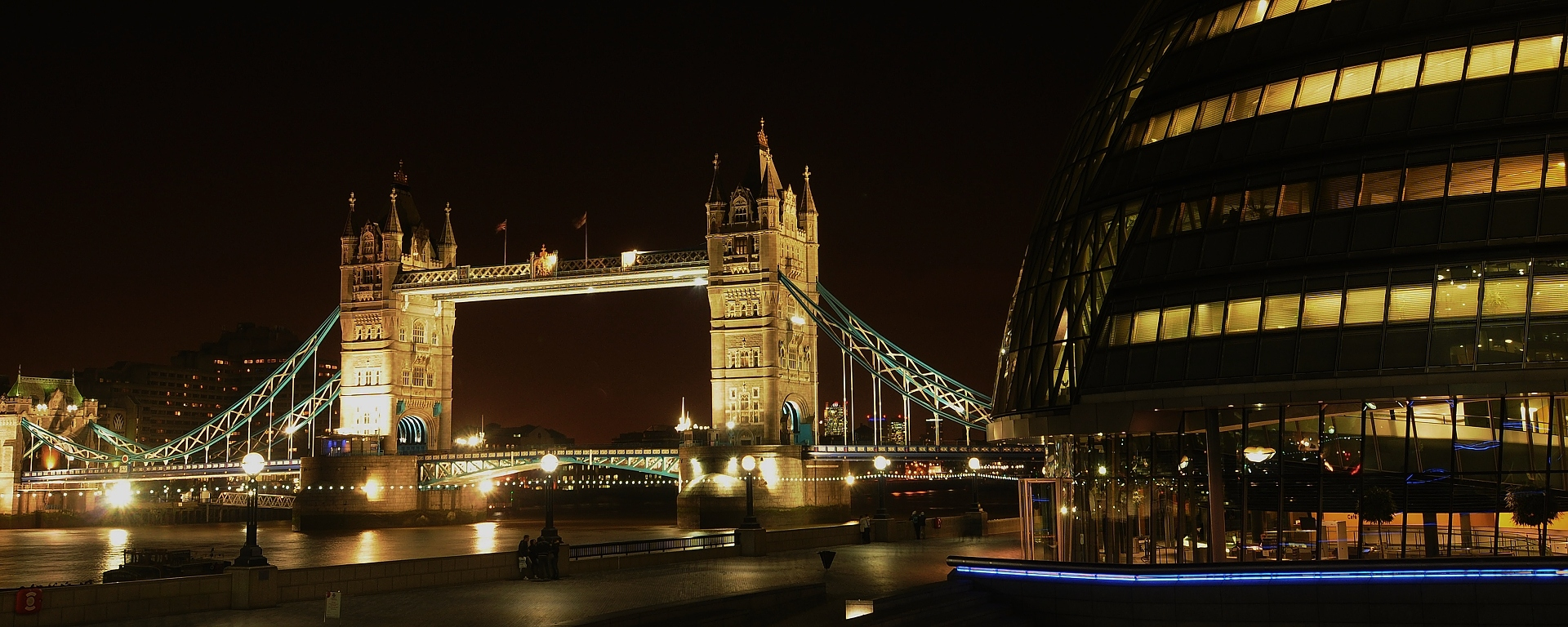 Tower Bridge, Londýn