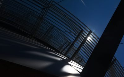 Slunce vzáběru abarák ve stínu