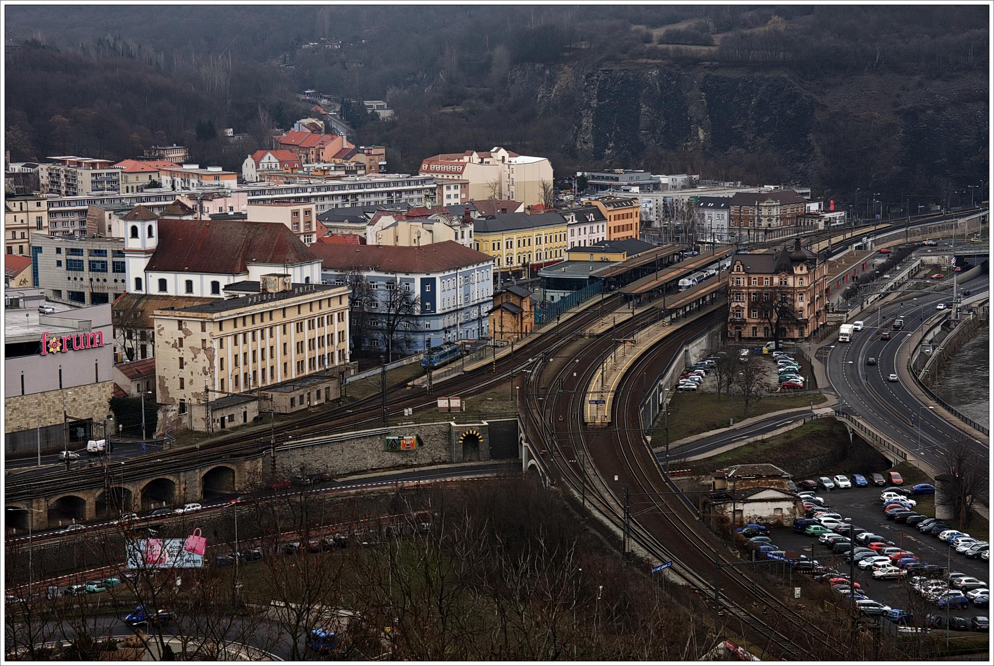 22.2.2019 Ústí nad Labem